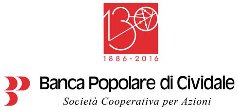 Banca Popolare di Cividale - Main Sponsor