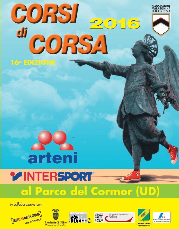 Corsi di Corsa Udine 2016