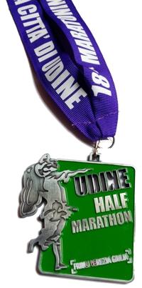 Maratonina Città di Udine medaglia 2017